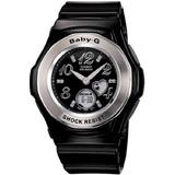 Casio Baby-G Ladies Analog-Digital Watch BGA100-1BDR