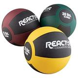 Champion Barbell Heavy Medicine Ball, 30 lb. - Dark Green