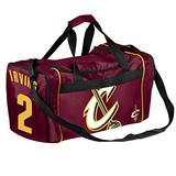 FOCO NBA Cleveland Cavaliers Kyrie Irving #2 Core Duffel Bag