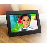Red Barrel Studio® Dyess Digital Picture Frame Plastic in Black, Size 7.37 H x 10.75 W x 0.75 D in   Wayfair 6B29A8853EC5416D9364F13DD088FDB4