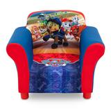 Delta Children Paw Patrol Upholstered Arm Chair, Multicolor