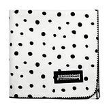Dono&Dono Multi-Purpose Cotton Cuddle Baby Blanket (Black Etoile)