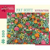 Pat Scott Attraction 500-Piece Jigsaw Puzzle
