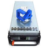 Dell - 930 Watt Hot-plug Redundant Power Supply Unit for PowerEdge 2900 Server. One year warranty. P/N: U8947 (Renewed)
