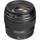 Canon EF 85mm f/1.8 USM Lens 2519A003