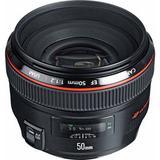 Canon EF 50mm f/1.2L USM Lens 1257B002