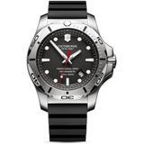 Inox Pro Diver Watch - Black - Victorinox Watches