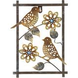 Regal Art & Gift 12363 - Sienna Wall Decor - Bird Gallery Wall Decor