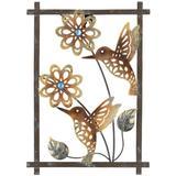 Regal Art & Gift 12366 - Sienna Wall Decor - Hummingbird Gallery Wall Decor