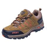 FORUU Men and Women Outdoor Casual Lace-up Comfortable Running Mountaineering Shoes