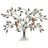 Regal Art & Gift 12059 - Rustic Tree of Life Wall Decor Botanical Wall Decor