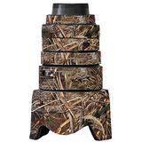 LensCoat Cover Camouflage Neoprene Camera Lens Cover Protection Nikon 17-55mm F2.8G If-Ed, Realtree Max5 (lcn1755m5)