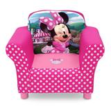 Disney's Minnie Mouse Upholstered Chair by Delta Children, Multicolor