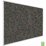 "MooreCo Rubber-Tak Bulletin Board, 18"" x 24"" Metal in Red, Size 18.0 H x 24.0 W in   Wayfair 321AA-99"