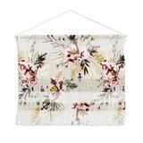 Winston Porter Holli Zollinger Poppy Wild Wall Hanging Polyester in White, Size 16.0 H x 22.0 W in | Wayfair D8ADF04395A44B279A8235D5B9B59683