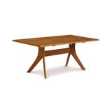 """Copeland Furniture Audrey Walnut Solid Wood Dining TableWood in Brown, Size 30"""" H x 72"""" L x 40"""" W 