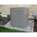 Khomo Gear Heavy Duty Air Condition Cover in Gray, Size 31.0 H x 33.5 W x 34.5 D in   Wayfair GER-1011