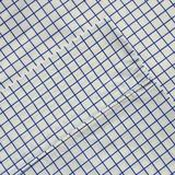 Lullaby Bedding Airplanes 200 Thread Count Plaid 100% Cotton Percale Pillowcase 100% cotton/Cotton/100% Cotton/100% Cotton Percale in Blue/White