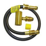 Mr. Heater Tank Hook Up Kit, Size 7.75 H x 6.0 W x 2.25 D in | Wayfair F273737