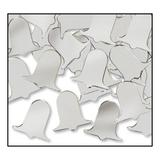 The Holiday Aisle® Fanci Fetti Bell in Gray | Wayfair 2F8C2E8736074A548316F6CDC92D50EB