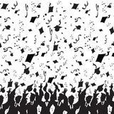 The Party Aisle™ Graduation Wall Decor in Black/White   Wayfair 09A44E09DB41459CAAC5A426918855B3