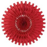 The Party Aisle™ Tissue Fan Paper in Red | Wayfair A2C977C6C8FD4E269F0489744AC195AE