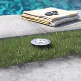 Eurofase Outdoor Inground LED Spot Light Metal in Gray, Size 4.13 H x 5.0 W x 5.0 D in   Wayfair 32189-018