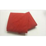 Baby Doll Bedding Fitted Set of 2 Crib Sheets Cotton Blend in Red, Size 28.0 H x 7.0 W x 52.0 D in | Wayfair 500sh2 red