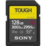 Sony 128GB SF-G Tough Series UHS-II SDXC Memory Card SF-G128T/T1