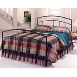 Julien Queen Bed Set w/ Rails - Hillsdale Furniture 1169BQR