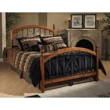 Burton Way King Bed Set - Hillsdale Furniture 1258BKR