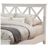 Potter Standard King Bed - Headboard Only - Alpine Furniture 955-07EK-HB