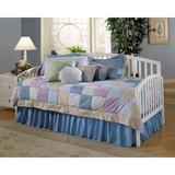 Carolina Daybed White w/ Suspension Deck - Hillsdale Furniture 1109DBLH