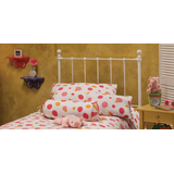 Molly Queen Headboard Only & Standard Frame - Hillsdale 1222HQR