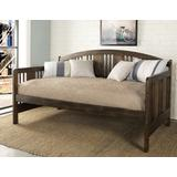 Dana Daybed in Brushed Acacia - Hillsdale 2000DB