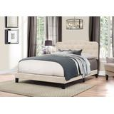 Nicole Full Size Bed in One w/ Linen Fabric - Hillsdale 2010-462