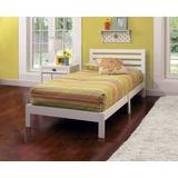 Aiden Twin Bed Set in White - Hillsdale Furniture 1723-330