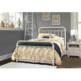 Kirkland King Bed Set w/ Frame - Hillsdale 1799BKR