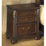 Signature Design Leahlyn Two Drawer Night Stand - Ashley Furniture B526-92