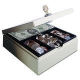 MMF Industries Drawer Safe Cash Box with Lock, 1 Each (227107003)