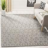 Beachcrest Home™ Gilchrist Geometric Handmade Flatweave Gray/Gold Area Rug Cotton/Jute & Sisal in Yellow | Wayfair BCHH7904 41958336