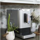 Espressione Concierge Bean to Cup Super Automatic Espresso Machine in Gray, Size 12.4 H x 7.0 W x 15.6 D in | Wayfair 8212S
