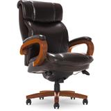 La-Z-Boy Trafford Executive Chair Upholstered in Brown, Size 48.5 H x 27.5 W x 30.5 D in   Wayfair 45782