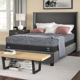 """Sealy Hybrid Premium Silver Chill Cooling 14"""" Hybrid Mattress, Size 14.0 H x 60.0 W x 80.0 D in 