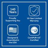 "Sealy Hybrid 15"" Ultra Plush Hybrid Mattress, Size 15.0 H x 53.0 W x 74.0 D in | Wayfair 42509140"