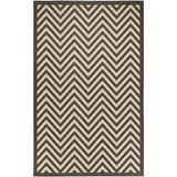 Ebern Designs Cy Flatweave Beige/Rug Polypropylene in Brown, Size 96.0 H x 60.0 W x 0.2 D in | Wayfair 7CDDE9609F96440EA5925334512C7BFE