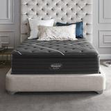 """Beautyrest Black 16"""" Plush Pillow Top Mattress, Size 16.0 H x 60.0 W x 80.0 D in   Wayfair 700730109-1050"""