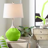 Neon Green Spencer Table Lamp