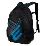 E-Force Back Pack Blue Graphic Racquetball Bags