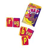 Learning Resources Reading and Language Education Toys - Snap It Up! Phonics & Reading Game